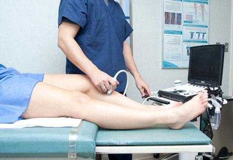 Санаторий Дюльбер. Лечение варикозного расширения вен